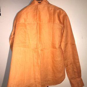 Uniqlo Tops - NWT linen shirt